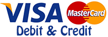 kayaks for sale credit-debit card image