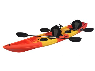 Monsoon Double Sit On Kayak Lava Red